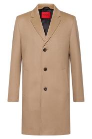 Klassischer Mantel im Regular Fit