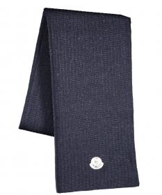Schal in Strickoptik