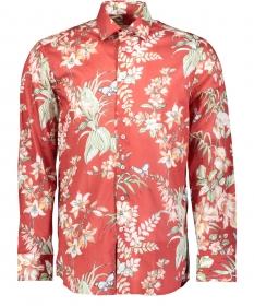Hemd mit Floralprint