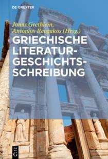 griechische literaturgeschichtsschreibung pdf