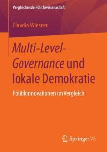 multi level governance und lokale demokratie pdf