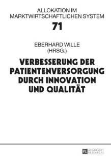 verbesserung der patientenversorgung durch innovation und qualitaet pdf