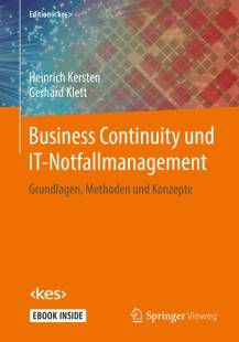 business continuity und it notfallmanagement pdf