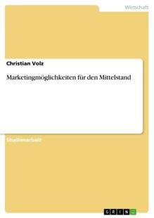 marketingmoglichkeiten fur den mittelstand pdf