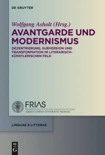 avantgarde und modernismus pdf