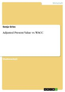 adjusted present value vs wacc pdf