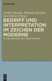 begriff und interpretation im zeichen der moderne pdf