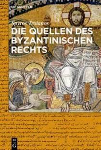 die quellen des byzantinischen rechts pdf