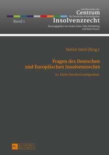 fragen des deutschen und europaeischen insolvenzrechts pdf
