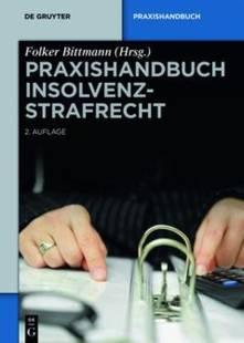 praxishandbuch insolvenzstrafrecht pdf