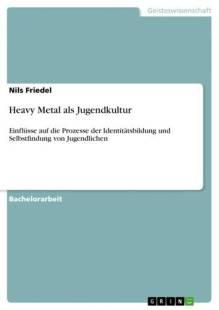 heavy metal als jugendkultur pdf