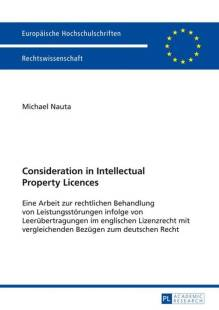 consideration in intellectual property licences