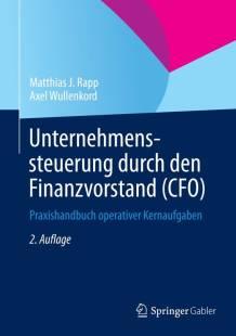 unternehmenssteuerung durch den finanzvorstand pdf