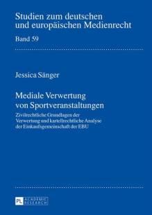 mediale verwertung von sportveranstaltungen pdf