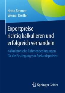 exportpreise richtig kalkulieren und erfolgreich verhandeln pdf