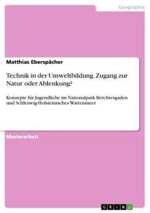 technik in der umweltbildung zugang zur natur oder ablenkung pdf