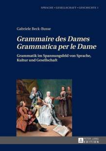 grammaire des dames grammatica per le dame pdf
