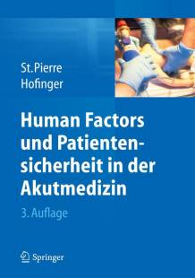 human factors und patientensicherheit in der akutmedizin pdf
