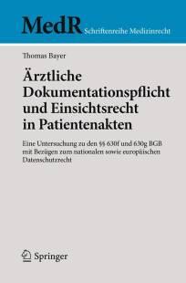 arztliche dokumentationspflicht und einsichtsrecht in patientenakten pdf