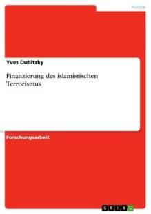 finanzierung des islamistischen terrorismus pdf