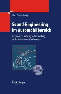 sound engineering im automobilbereich pdf