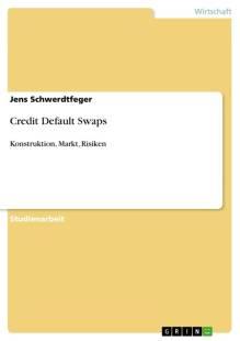 credit default swaps pdf
