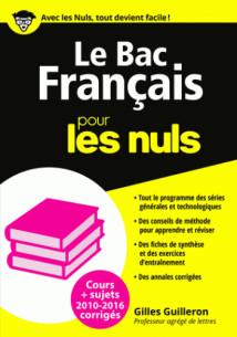 le bac francais pour les nuls pdf