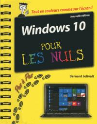 windows 10 pas a pas pour les nuls pdf