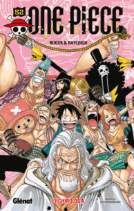one piece edition originale tome 52 roger and rayleigh