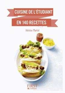 cuisine de l etudiant en 140 recettes pdf