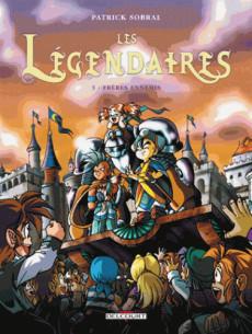 les legendaires tome 03 freres ennemis pdf