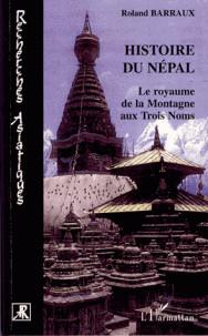 histoire du nepal le royaume de la montagne aux trois noms pdf