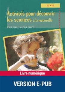 activites pour decouvrir les sciences a la maternelle pdf