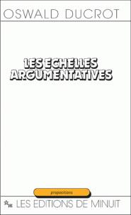 les echelles argumentatives pdf