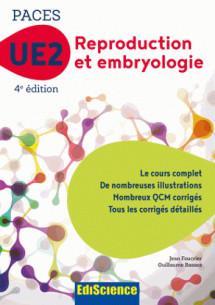 paces ue2 reproduction et embryologie 4e ed manuel cours qcm corriges pdf