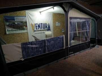Ventura Pacific Blauw/Creme Ex-demo