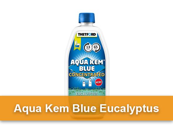Aqua kem Blue eucalyptus