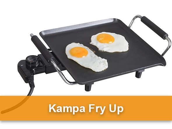 kampa fry up