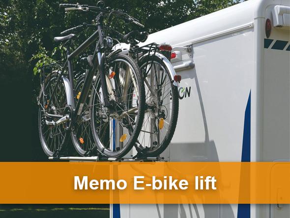 memo e bike lift