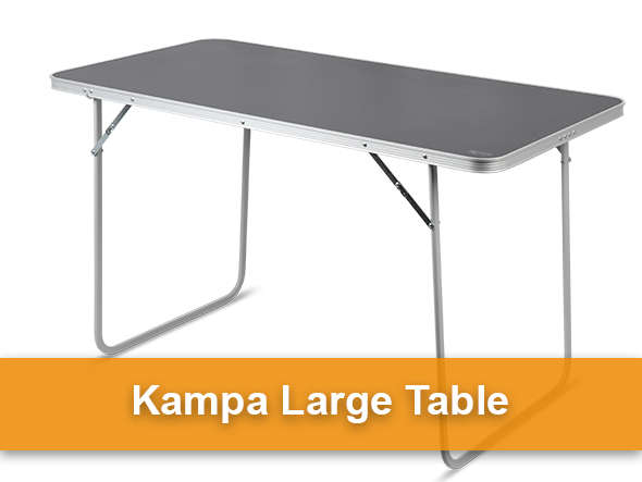 kampa large table
