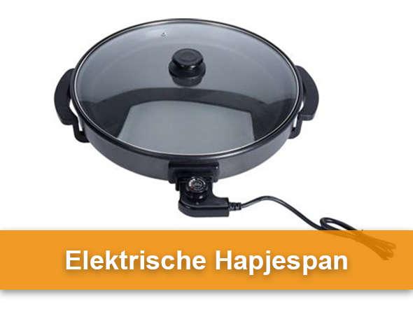 elektrische hapjespan