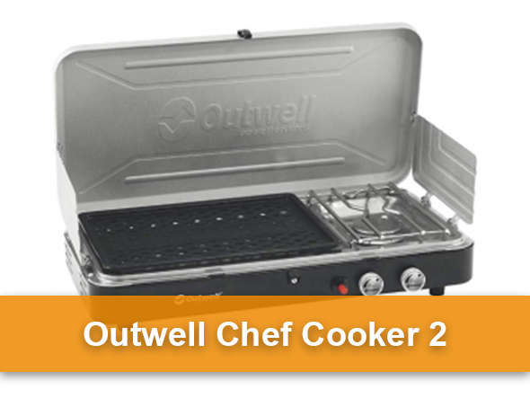 outwell chef cooker 2