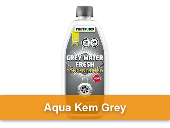 Aqua kem Grey