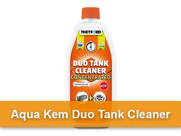 Aqua kem Duo Tank Cleaner