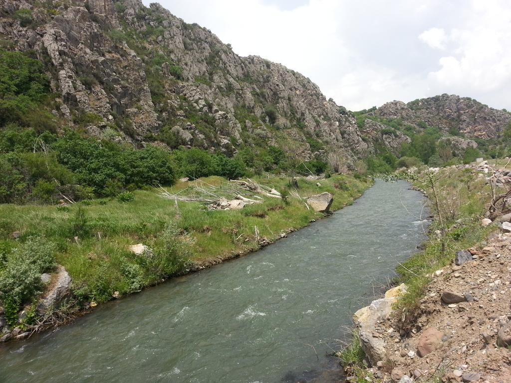Kayaarası Kanyonu