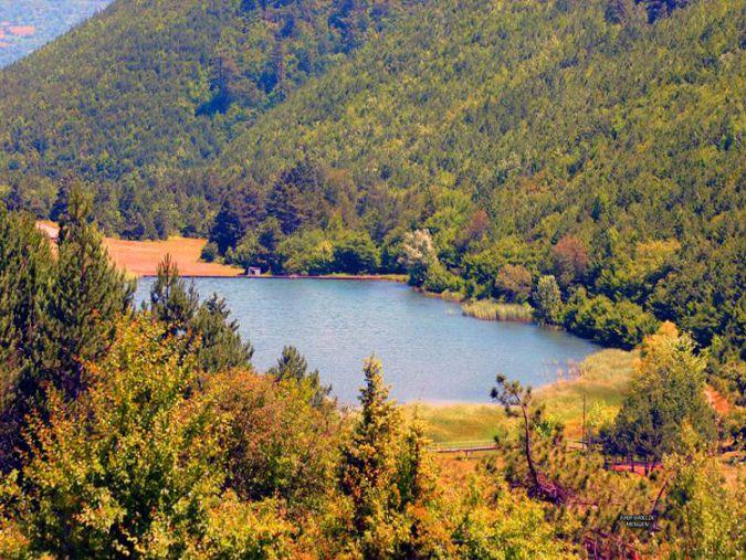 Şirinyazı Göleti