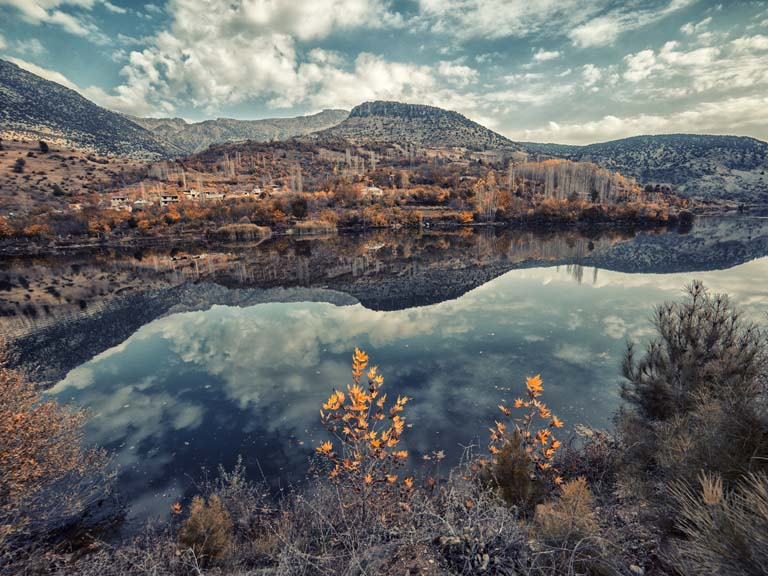 Yeşilgöz Gölü