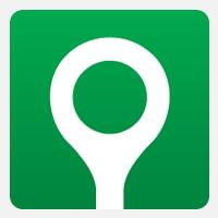 iOS-version maastokarttojen luettavuus paranee