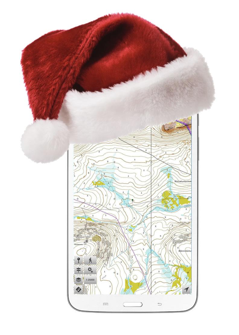 Kerro meille oma Karttaselain-tarinasi ja voita Galaxy Tab 3 -taulutietokone Karttaselain-lisenssillä!