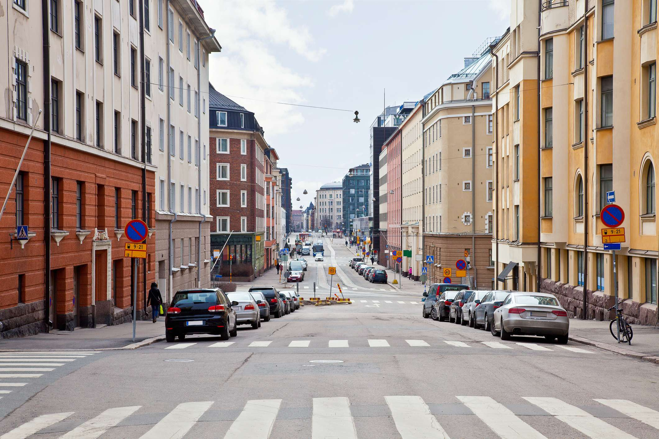 Kaupunkikartan ulkoasu uudistui